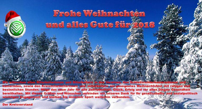 Fussball Verband Mittelrhein Frohe Weihnachten Und Alles